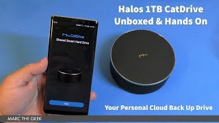 Here I unboxed and show hands on of the Halos 1TB CatDrive. This is...