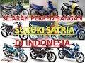 Sejarah generasi suzuki satria indonesia