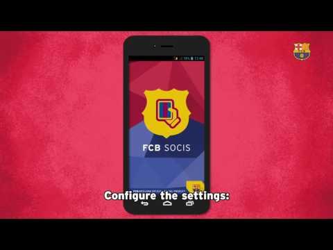 FCB Socis - New app for FC Barcelona members