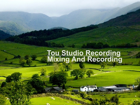 (Live Stream) Tou Studio Recording Song