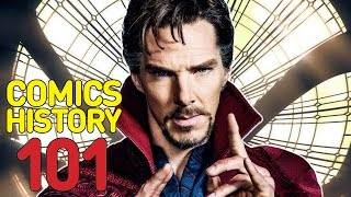 Who Is Doctor Strange? - Comics History 101