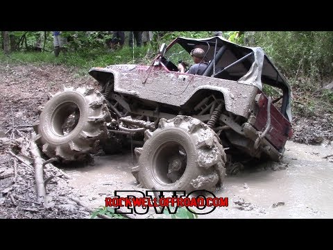 TOUGHEST OFF-ROADING MUD EVENT!!