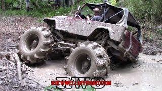 Toughest Off-Roading Mud Event!!