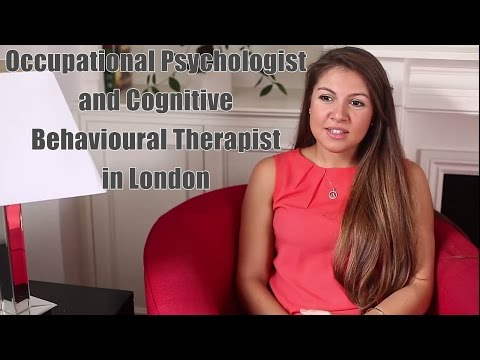 Tara McCloskey | Cognitive Behavioural Therapist and Occupational Psychologist in London