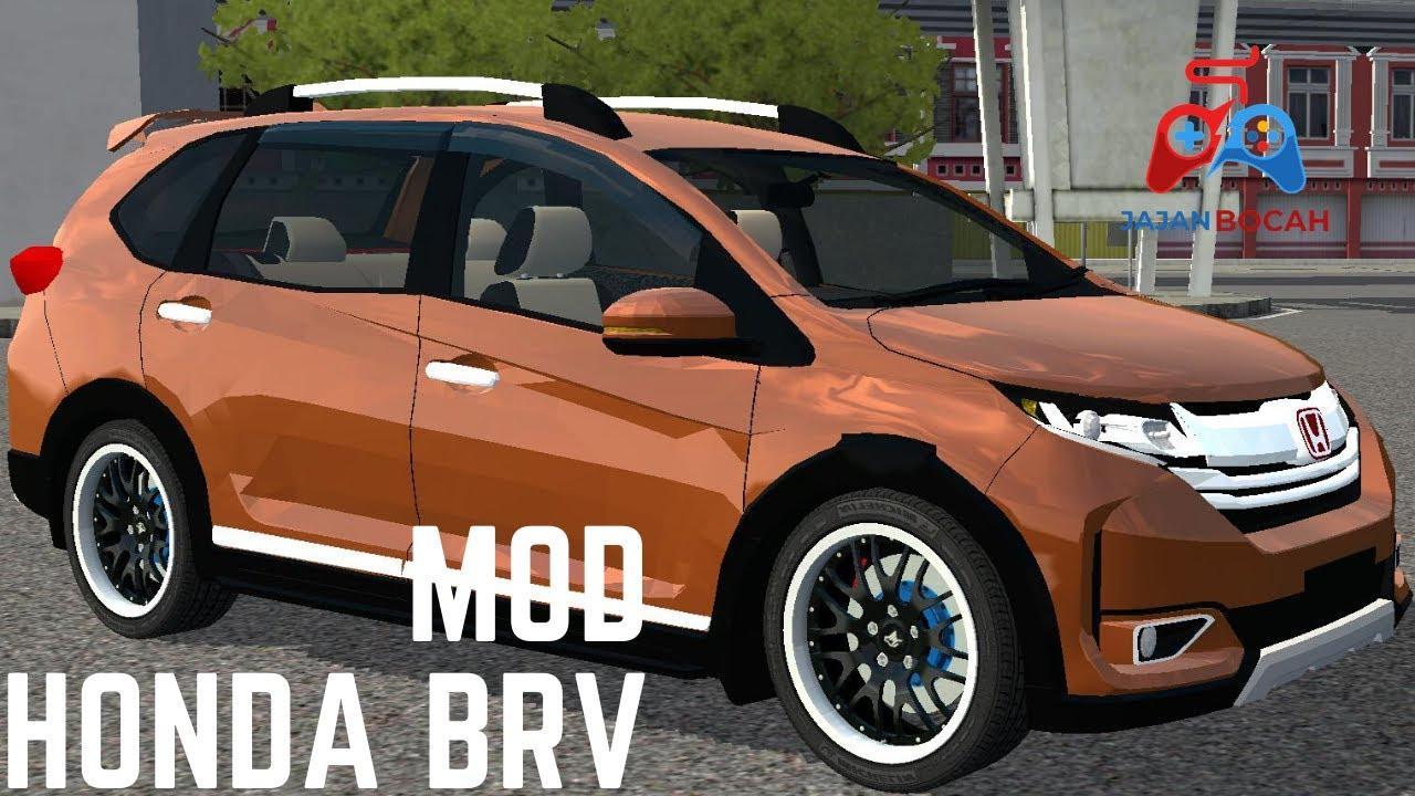 MOD HONDA BRV (Part 2) | BUSS ID | Bus Simulator Indonesia | Game Truck | Permainan Simulator