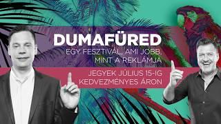 Dumafüred 2018 | Dumaszínház