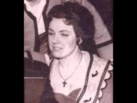 """Elsie Morison sings """"O wär ich schon"""" (1961)"""