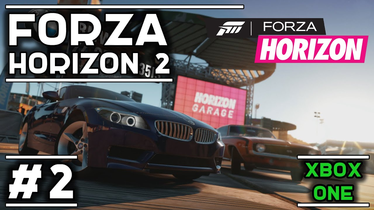 forza horizon 2 2 cz sk xbox one youtube. Black Bedroom Furniture Sets. Home Design Ideas