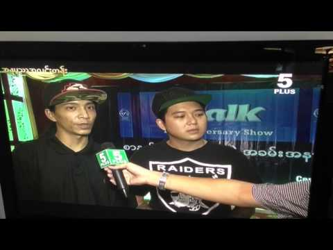 YTALK 1st Anniversary Show Press Conf Interview with SNARE