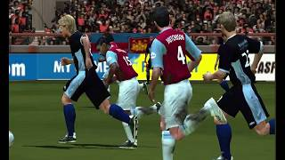 FIFA 2004   West Ham - Willem II 2:1   My first match after 10 years
