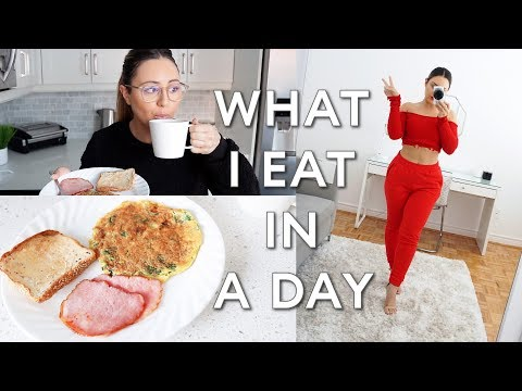 WHAT I EAT IN A DAY TO LOSE WEIGHT – With Calories