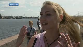 Всю мощь и красоту Главного военно морского парада в Санкт Петербурге покажет Первый канал