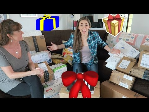 Birthday PO Box Opening!!!!