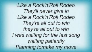 Smokie - Rock'n Roll Rodeo Lyrics