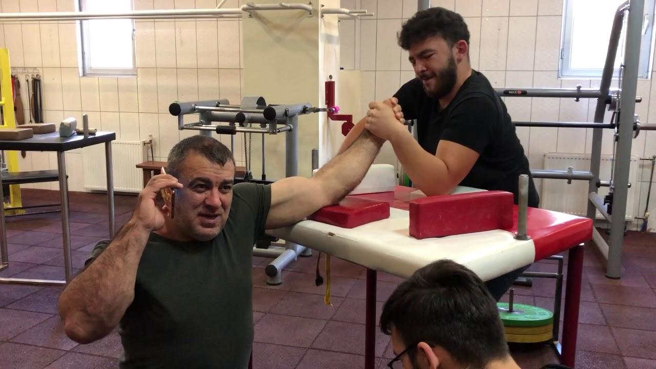 Engin Terzi Armwrestling career high lights - Bilek Güreşi Kariyerinden Maçlar