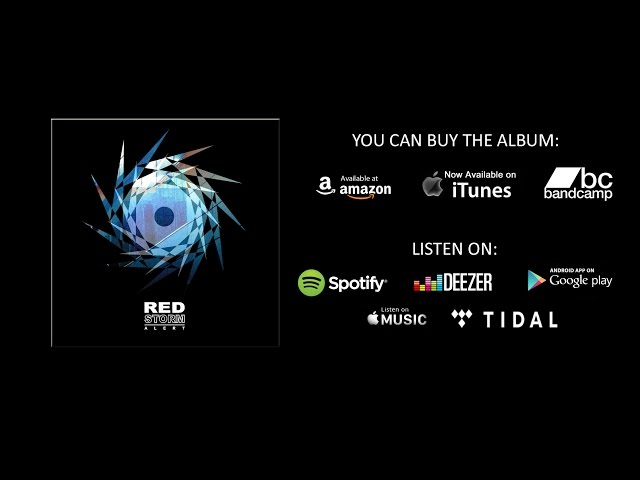 RED STORM - The One (Audio)