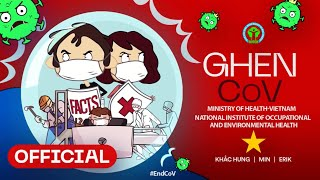 Ghen CoV | Ghen Co Vy English Version | Coronavirus Song | Together we #EndCoV