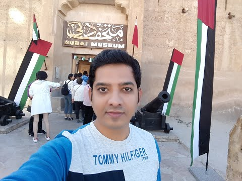 Dubai museum INSIDE VIDEO 2019 | AL FAHIDI FORT Bur Dubai | Feroz Vlogs