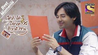 Yeh Un Dinon Ki Baat Hai   Sameer Makes A Card For Naina   Best Moments