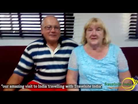 United Kingdom to India - Happy Customer of Travelsite India, Travel Company