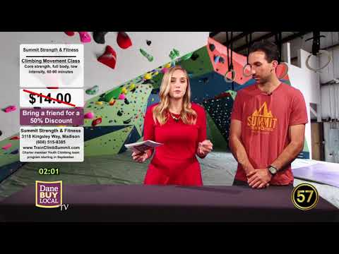 WI57 | Dane Buy Local TV | Summit Strength & Fitness | 8/14/17