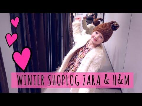 Pashokjes shoplog meisjes Zara en H&M | JOOL verveelt zich nooit