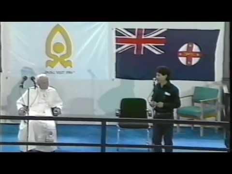 John Paul II's Visit to Australia 1986 - Highlights