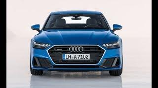 الكشف عن اودي ايه 7 الجديدة كلياً - 2018 All New Audi A7