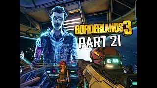 BORDERLANDS 3 Walkthrough Gameplay Part 21 - Beneath the Meridian (Let's Play Commentary)