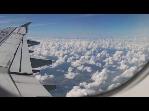 Asian Travel and Tour - Flying Home From Vientiane Capital to Phnom Penh Capital, Cambodia