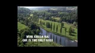 Wohi Khuda Hai - Nusrat Fateh Ali Khan (with English translation)