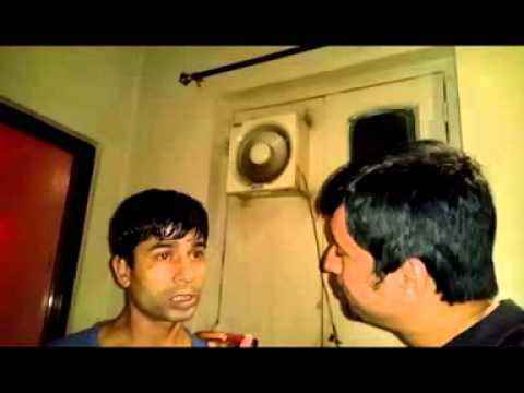 Actor Anindya Banerjee with Rj Animesh on 91.9 Friends Fm kolkata