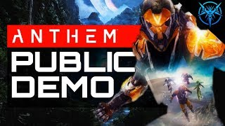 🔴 Anthem Open Demo Launch Party - Anthem Open Demo Livestream 🔴