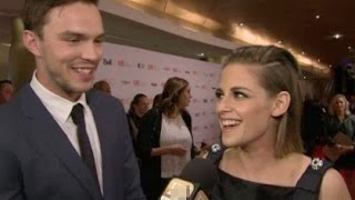 Kristen Stewart & Nicolas Hoult Interview - Equals