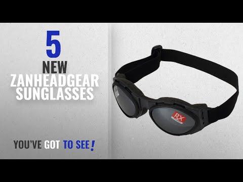 Top 10 Zanheadgear Sunglasses [ Winter 2018 ]: Bobster Bugeye Sunglasses, Black Frame/Smoked