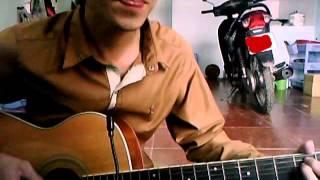 Rất gần rất xa - Khắc Việt - guitar cover by mrtrinhson