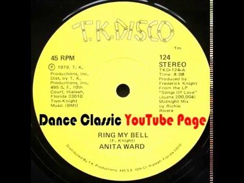 Anita Ward  Ring My Bell A Richie Rivera Midnight Mix