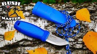 Нож Morakniv Eldris - лучший шейник!