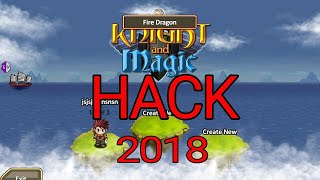 *HACK KNIGHT AND MAGIC* 2018 - Angel Pro Games - loquendo