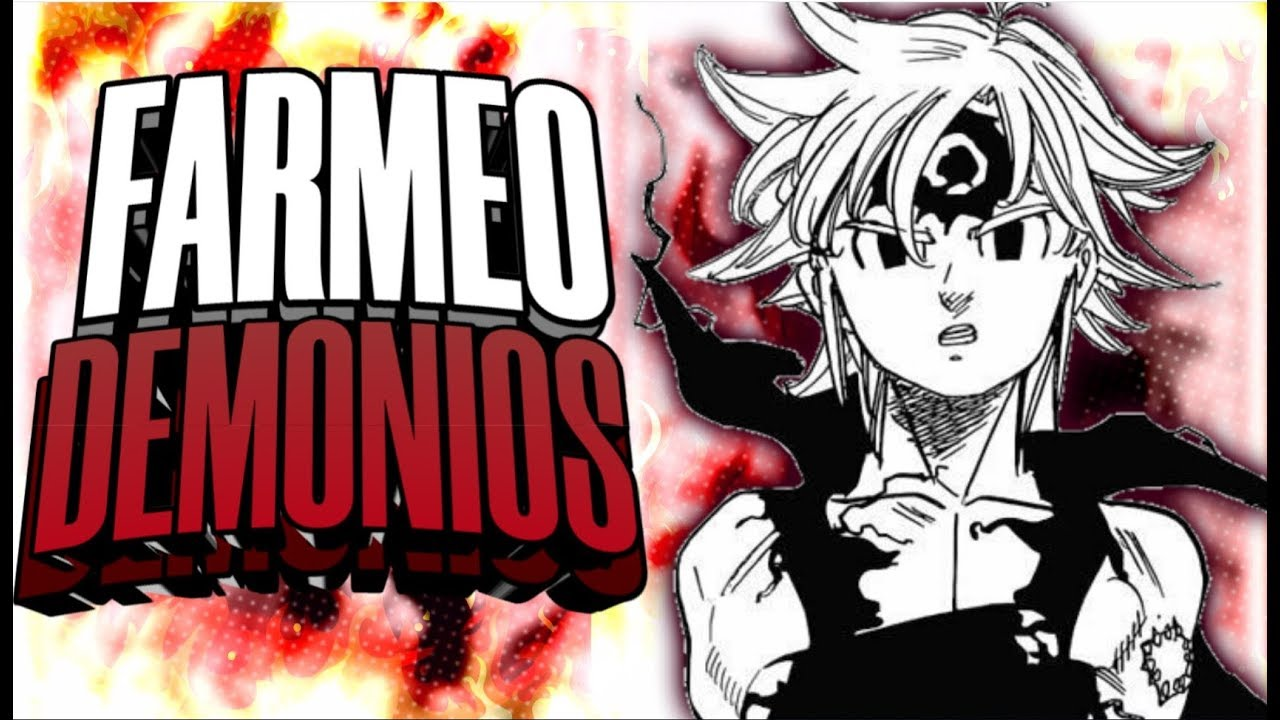 Farmeo de Demonio | Capitulo # 10 || Reverse Stage y Training cave en Directo