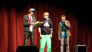 One Fish, Two Fish  Talent Show Rap