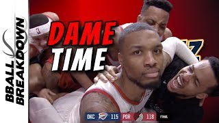 Download Damian Lillard Hits The Most Epic Game Winner In NBA History Mp3 and Videos