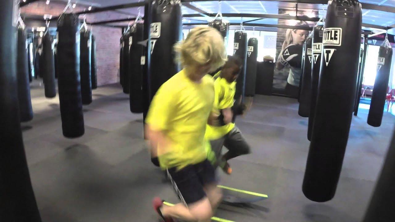 Title Boxing Club Palm Beach Gardens Fl Youth Boxing Program Youtube