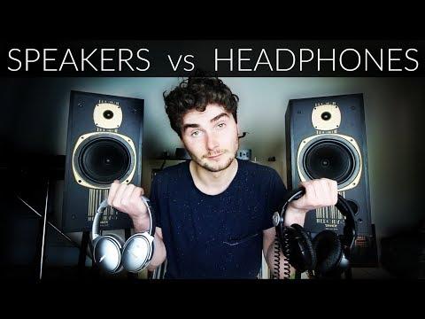 Speakers vs Headphones  How I Listen To Music