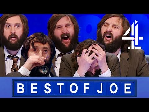 'Oh, C**k and Balls!' Best of Joe Wilkinson on 8 Out of 10 Cats Does Countdown! Pt. 4