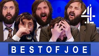 """Oh, C**k and Balls!"" Best of Joe Wilkinson on 8 Out of 10 Cats Does Countdown! Pt. 4"