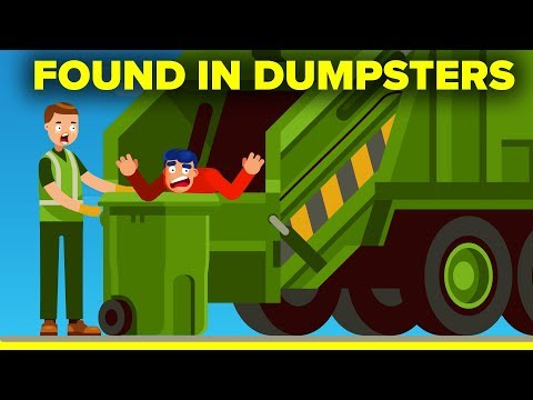 Insane Things Garbage Men (Waste Collectors) Have Found In Trash Dump