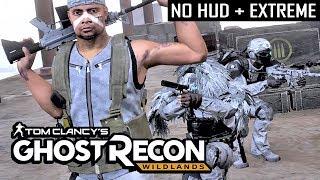 FUTURE SOLDIER MISSION 2   NO HUD + EXTREME (Ghost Recon Wildlands)