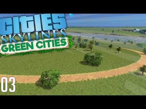 ► CITY TRANSFORMATION! | Cities: Skylines #3 | Green Cities DLC◄