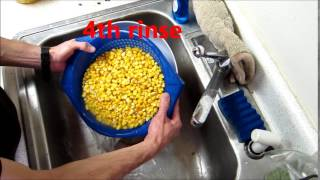 How to make incredible tortillas from scratch-- from cheap feed corn!
